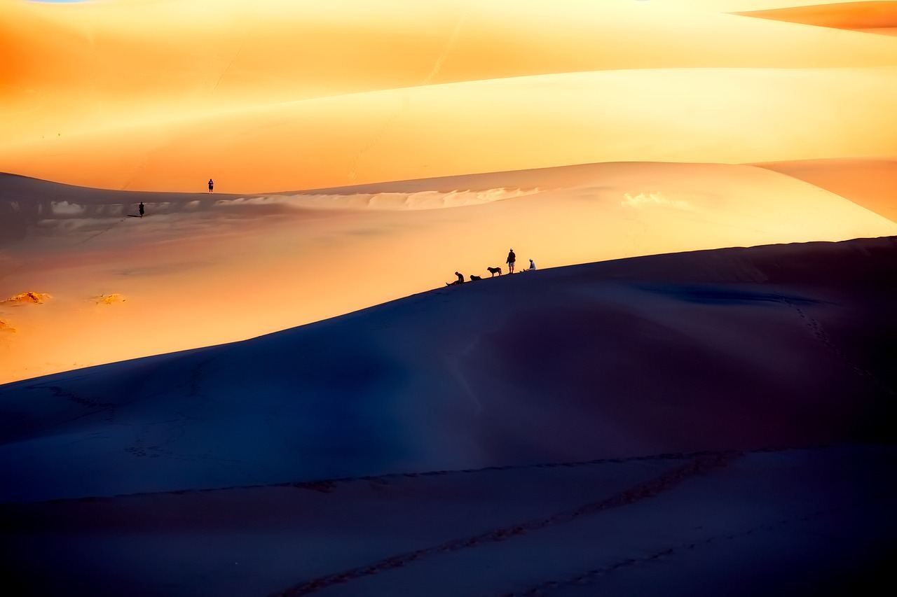 Great Sand Dunes National Park Photo